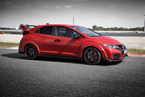 Car Types That Start With R by Honda Civic Type R Specs 2015 2016 Autoevolution