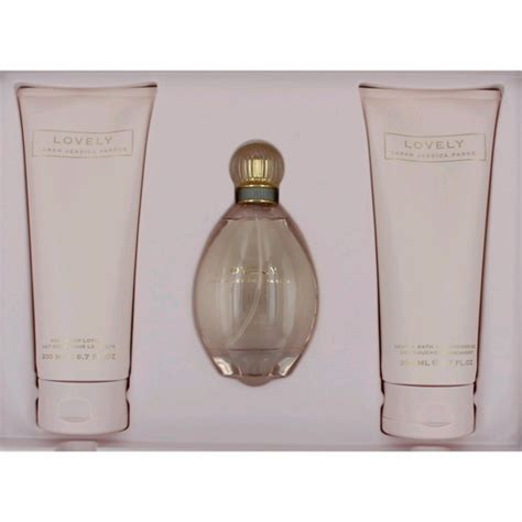 Parfum Lovely authentic lovely perfume by 3