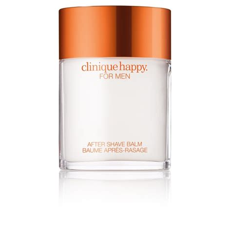 clinique happy for aftershave balm 100ml free shipping lookfantastic