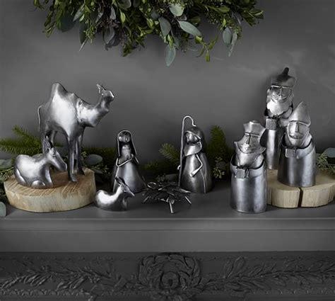 pottery barn nativity set nativity set pottery barn