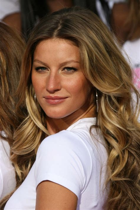 gisele bunchden hair for women over 40 most iconic hairstyles of the past 50 years she said