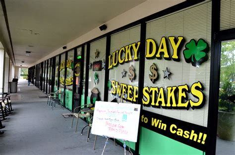 Lucky Shops Giveaway by Cafes In Palm Coast City Imposes 6 Month