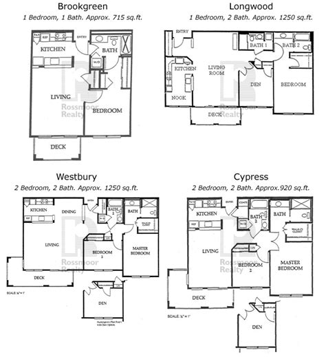 rossmoor floor plans walnut creek the waterford drew plaisted rossmoor realty walnut
