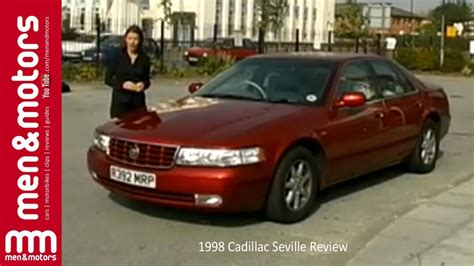 1998 Cadillac Reviews by 1998 Cadillac Seville Review
