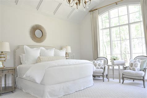 Modern Chic Bedroom | country style chic shabby chic inspiration modern shabby