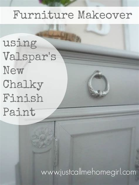 valspar s chalky finish paint makeover colors and furniture