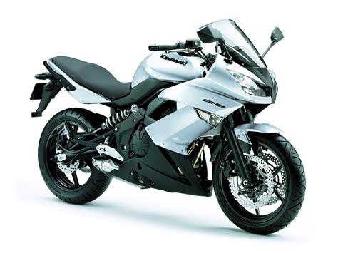 Kawasaki Er6f by 2010 Kawasaki Er 6f