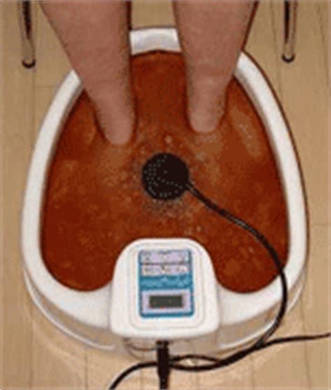 Foot Soak Detox Hoax by Detox Foot Spa Bath Is A Scam And Hoax Here S Why