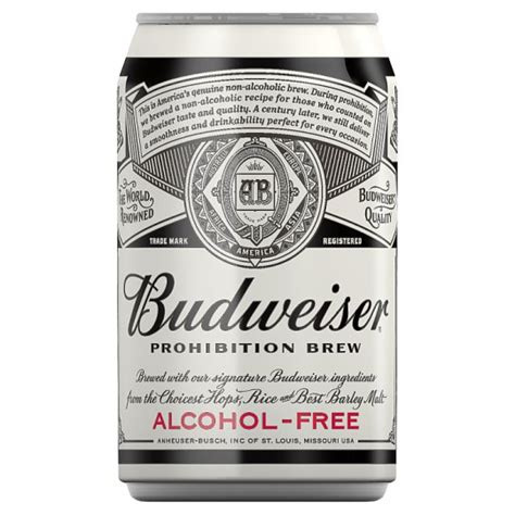 Budweiser Non Alcoholic Beer Nutrition - Nutrition Ftempo Arby S Nutritional Information