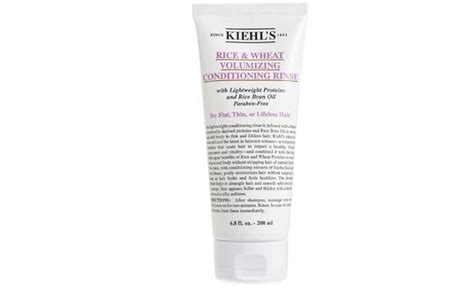 Kiehls Rice And Wheat Volumizing Conditioning Rinse volumizing shoos and conditioners in india top 5