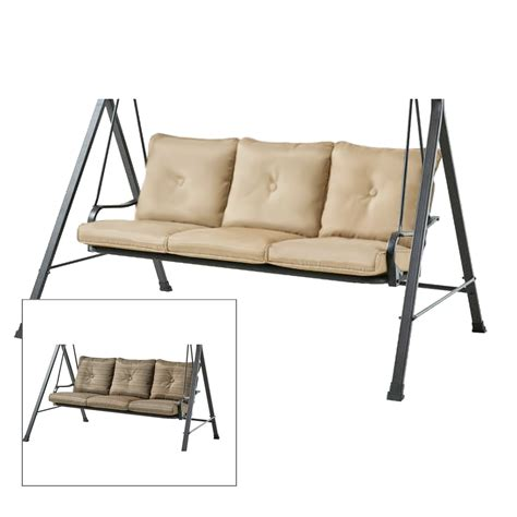 3 person futon swing futon swing