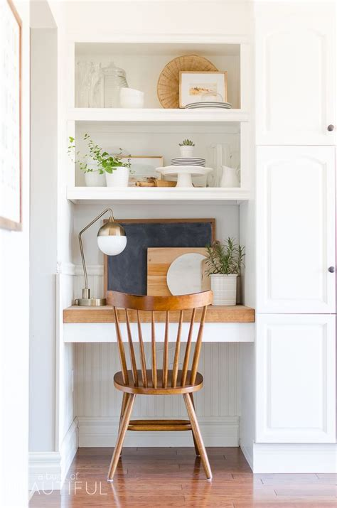 25 best ideas about kitchen desks on kitchen
