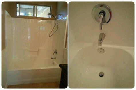 Replacement Tub And Shower Units Don T Replace That Fiberglass Tub Shower Unit Reglaze It
