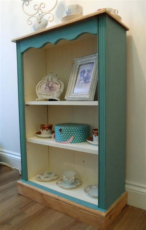 shabby chic bookcase ideas shabby chic bookshelf how to share vintage appeal homesfeed