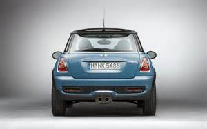 2012 mini cooper s rear end photo 16