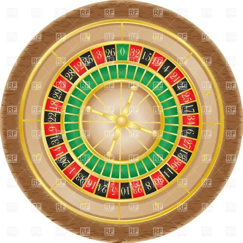 casino roulette wheel layout directly above 19719