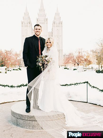 whitney carson dwts wedding witney carson wedding the dancing with the stars pro