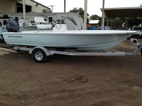 sportsman boats island bay 20 2016 new sportsman boats 20 island bay boat for sale