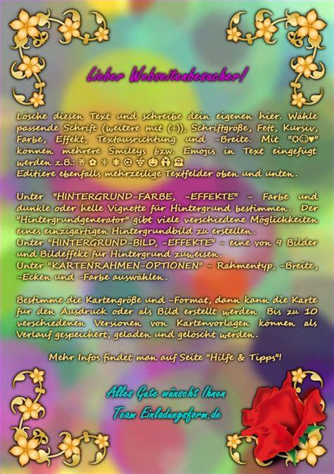 Musterbrief Einladung Klassentreffen Musterbrief Privater Brief Mit Farbigem Hintergrund Als Jpg Bild