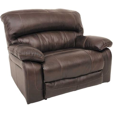 ashley recliner chairs damacio leather recliner 0s0 982r ashley furniture afw