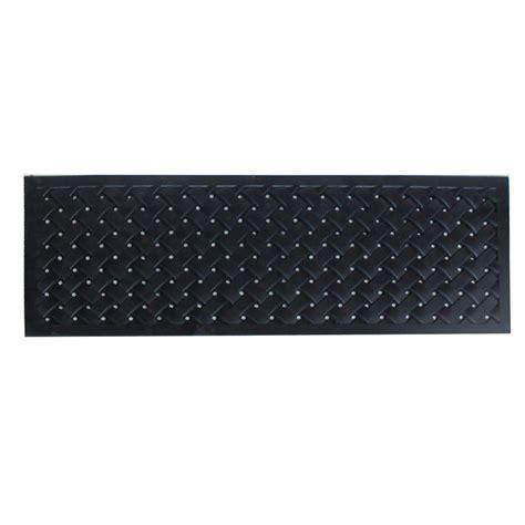 a1hc impression rubber grill black copper 18 in x