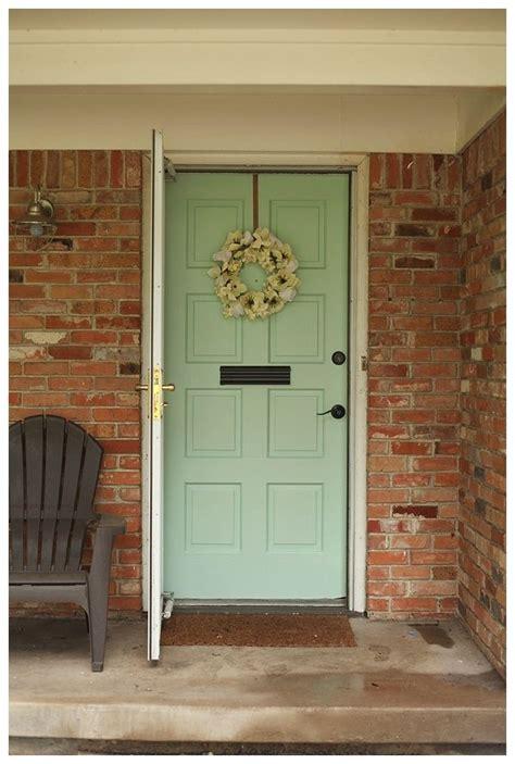 Bedroom Door Code Re7 17 Best Ideas About Mint Door On Teal Door