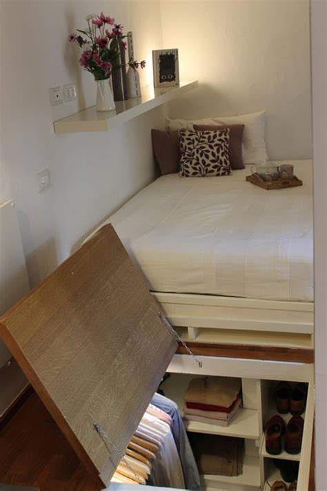 how to utilize space in a small bedroom 10 smart floor storage ideas for small space solutions
