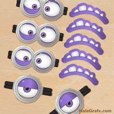 Kertas Scrapbook Purple Minion Design 1000 images about papercrafts on templates