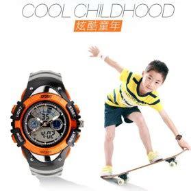 Sale Jam Tangan Anak Anak Cowok Skmei 0998 Hitam Original Anti Air skmei jam tangan anak ad0998 orange jakartanotebook