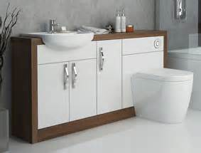 Fitted Bathroom Furniture Manufacturers Lucido Basin And Toilet Combinations Units Bathroom City