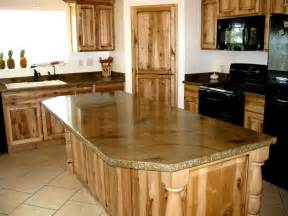 Countertop For Kitchen Island by Kitchen Island Countertop Ideas The Best Inspiration For