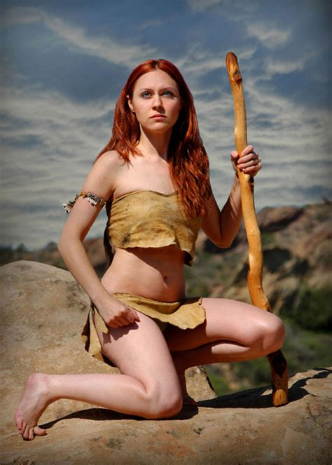 Cave Girl Jen By Undercheese On Deviantart