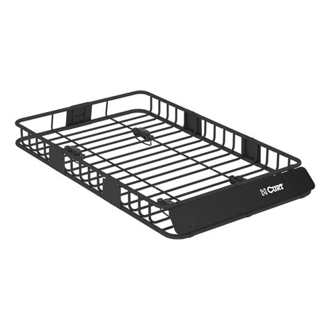 Curt Roof Rack by E Hitch Curt Roof Rack Cargo Carrier Extension 18117