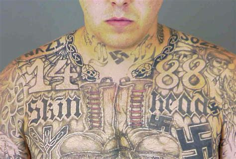 white pride prison tattoos pictures to pin on pinterest