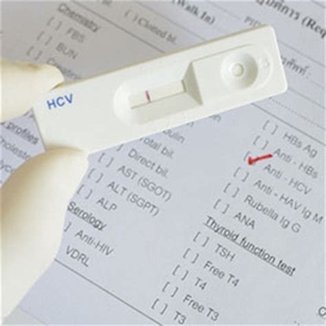 hcv test 3 types of hepatitis c tests available today