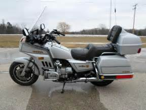 1985 Honda Goldwing 1985 Honda Gl 1200 Goldwing Interstate Touring For Sale On