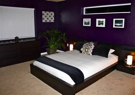 purple and black bedroom best dark purple bedroom ideas purple and black bedroom