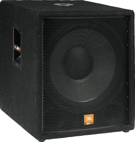 Speaker Jbl 18 In jbl jrx118sp active 18 inch compact subwoofer powered