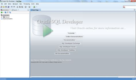 Oracle Sql Developer oracle sql developer