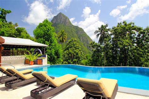 St Lucia Villa Cottages by Stonefield Villas St Lucia Road Trip