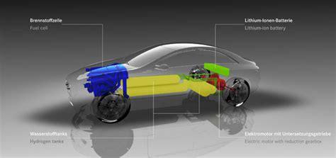 Brennstoffzelle Im Auto Funktion by Mercedes F 800 Style