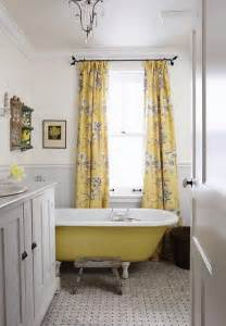 Yellow And Grey Bathroom by 37 Yellow Bathroom Design Ideas Digsdigs
