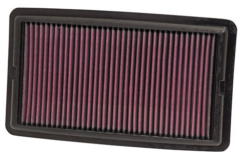 acura mdx engine air filter k n performance air filter upgrade for 2014 2015 acura