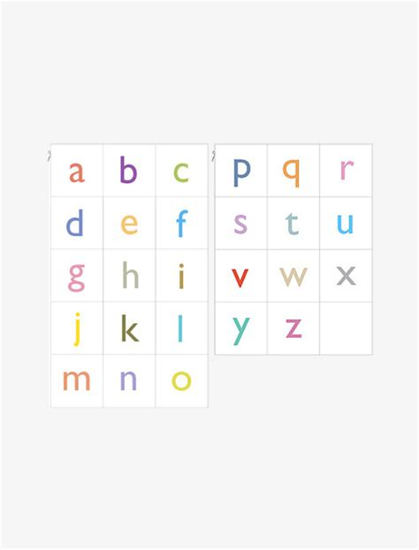 printable alphabet flash cards upper and lower case printable alphabet cards mr printables