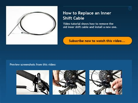 how to replace the shifter cable in a 2011 aston martin virage how to replace an inner shift cable bicycle tutor video