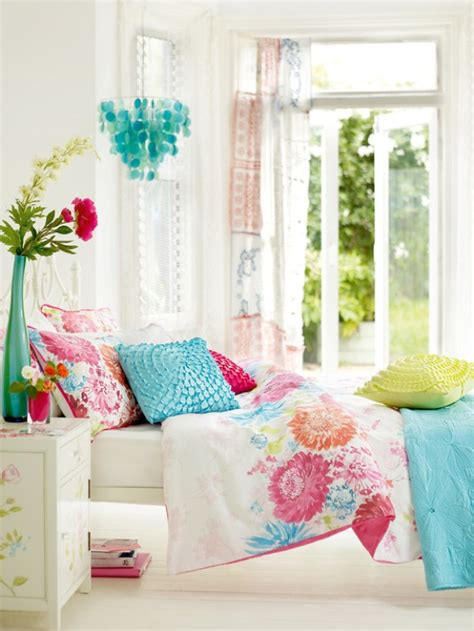 colorful teenage bedroom ideas stylish colorful teen room design ideas interiorholic com