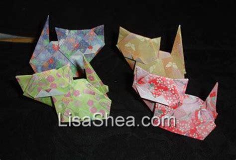 origami cat box origami cat box images
