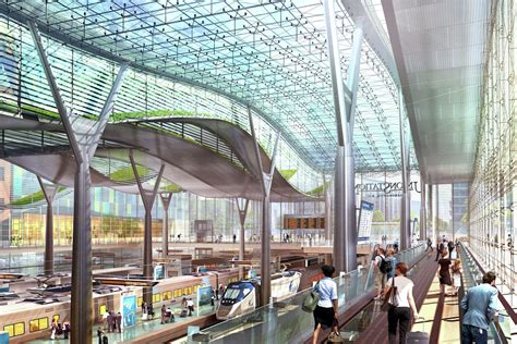hok washington gallery of amtrak and hok unveils design for new