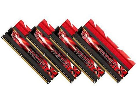 ram 32gb g skill unleashes fastest 32gb ddr3 memory kit at 2800mhz