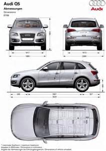 Audi Q5 Interior Dimensions Audi Q5 2017 Image 181